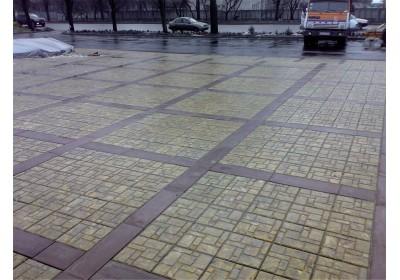 """Тротуарная плитка """"Шербуд"""""""