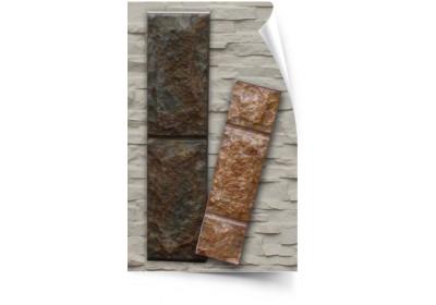 Облицовка Столба Колотый Камень